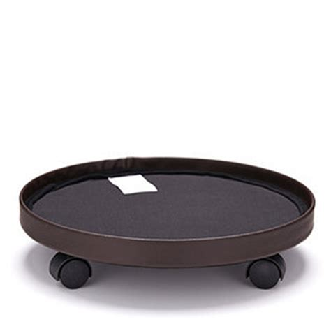 round storage ottoman with wheels round storage ottoman wheel base 803612 qvcuk com