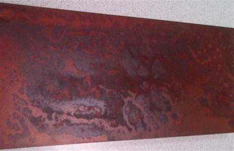 peinture effet rouille donne aux surfaces un aspect de m 233 tal rouill 233 r 233 aliste