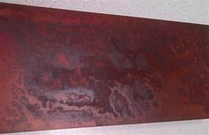 Peinture A Effet Metal : peinture effet rouille meilleures images d 39 inspiration ~ Dailycaller-alerts.com Idées de Décoration