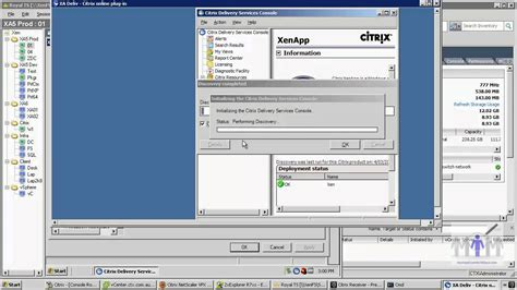 citrix xenapp multi monitor resolution clip youtube