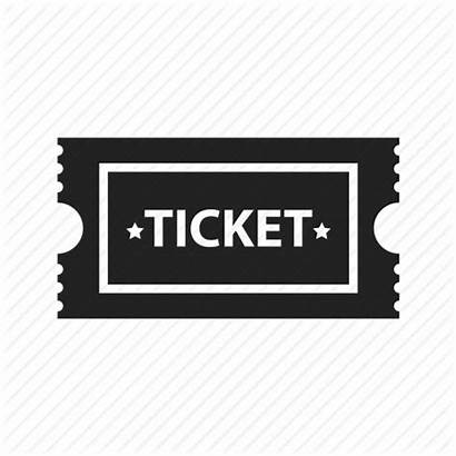 Ticket Icon Cinema Theater Film Entertainment Star