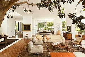 Deco Design Salon : salon d co contemporaine 65 int rieurs inspirants ~ Farleysfitness.com Idées de Décoration