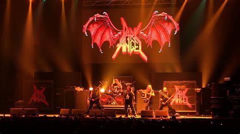 dark angel   answers  metal fest chile