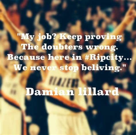 ripcity damian lillard sports pinterest truths