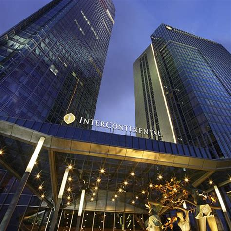 InterContinental Shanghai Jing'an – Shanghai – Hotels ...