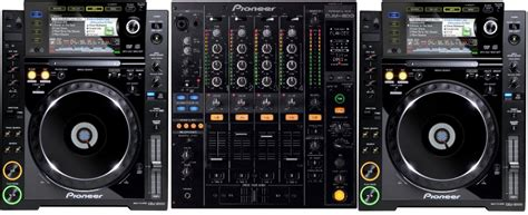 dj package hire melbourne turntable package hire