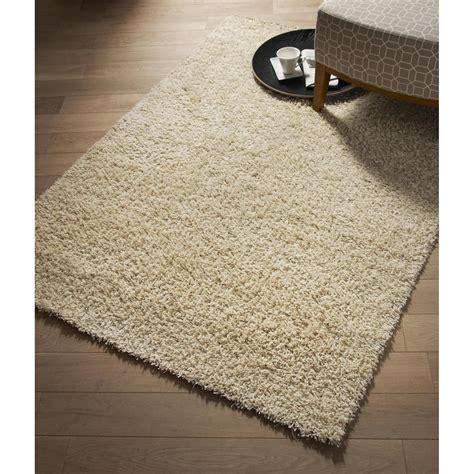 tapis beige shaggy pop    cm leroy merlin