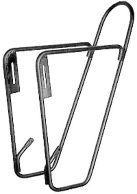 jandd front rack jandd low front rack arriving by bike transportation