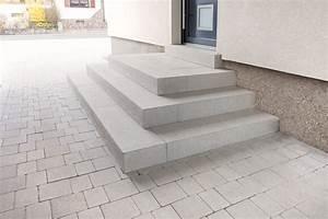 Blockstufen Ohne Beton Setzen : grantum betonblockstufen ~ A.2002-acura-tl-radio.info Haus und Dekorationen