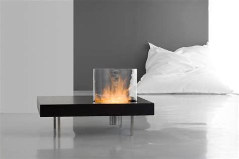 Coffee Tables With Built-in Fireplace