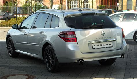2018 Renault Laguna Iii Estate Pictures Information And