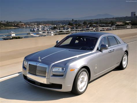 Rolls Royce Ghost Picture by Rolls Royce Ghost 2010 Picture 2 Of 133