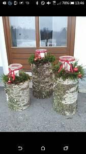 Weihnachtsdeko Ideen Für Draußen : etwas einfaches rustikales pinteres ~ Articles-book.com Haus und Dekorationen