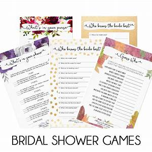bridal shower games lemon tree cards With games wedding shower