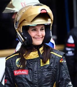 Femme Pilote F1 : marion jolles femme de romain grosjean pilote de f1 ~ Maxctalentgroup.com Avis de Voitures