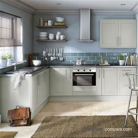 kitchen lights homebase 1000 images about light grey painted shaker kitchens on 2229