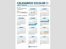 Calendario escolar 20172018, más de 100 imágenes para