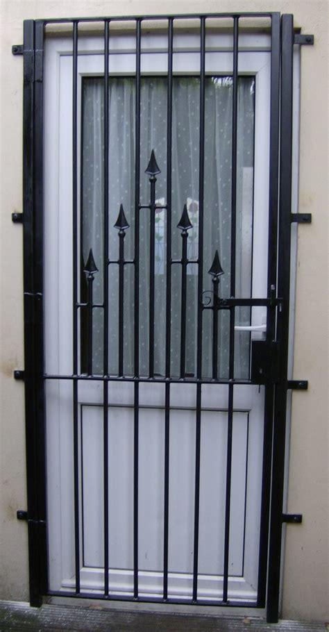 wrought iron security doors security doors iron security gates