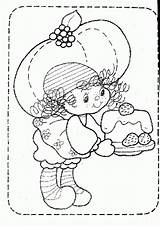 Coloring Strawberry Shortcake Man Pages Muffin Template Azcoloring Cartoon Sketch Credit Larger Popular Characters Precious Moments sketch template