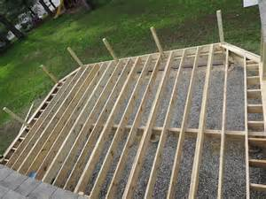 decks com installing composite decking