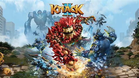 knack  launch trailer showcases  return   titular