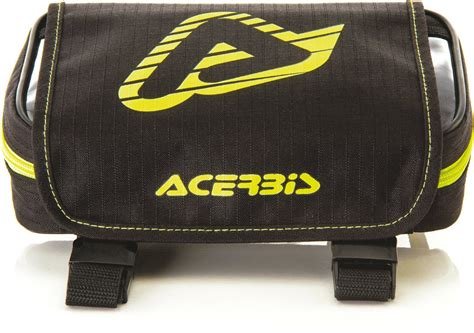 Acerbis Front Auxiliary Fuel Tanks, Acerbis Rear Tool Bag