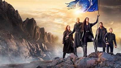 Trek Discovery Cbs Access Staffel Poster Season