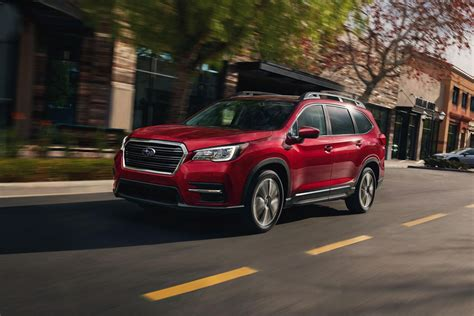 subaru ascent adds rear seat reminder