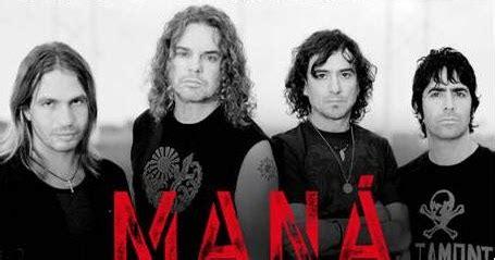 Rock in Spanish: Grupo Mana