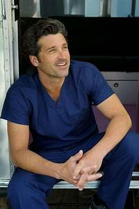 Greys anatomy 30 day challenge. Day 9. Fave actor. Patrick ...