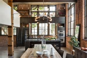 Solid Wood Kitchen Furniture Industrial Style Kitchen Design Ideas Marvelous Images