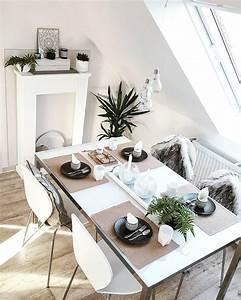 Wohnzimmer Stylisch Einrichten : st hle kaja 4 st ck esszimmer pinterest esszimmer wohnen und wohnzimmer ~ Markanthonyermac.com Haus und Dekorationen