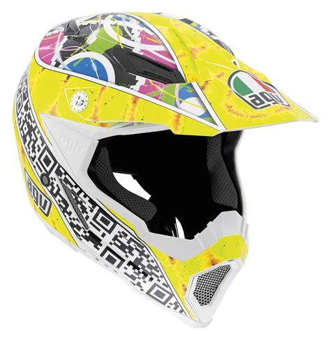 Agv Ax 8 Evo Q Code Helmet Revzilla