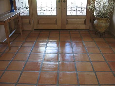 saltillo tile sealer non slip professional mexican saltillo tile cleaning los angeles