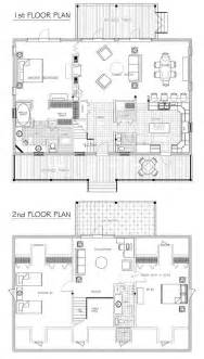 Harmonious Compact Floor Plans by Small House Plans Interior Design