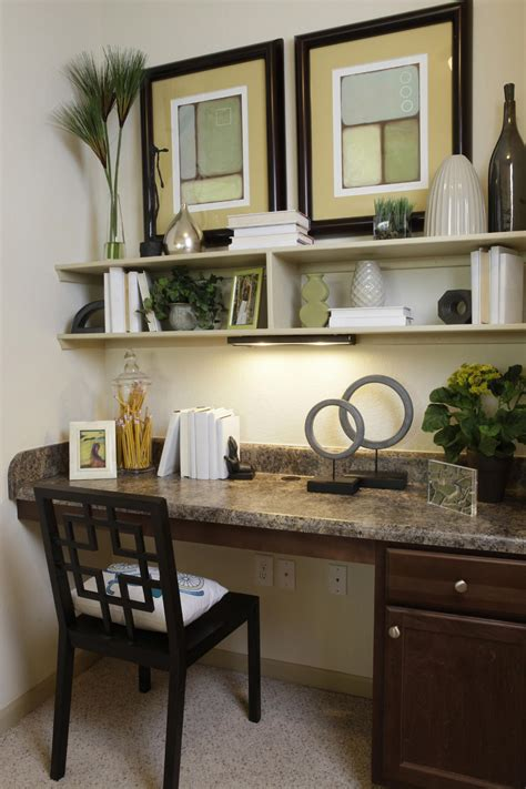 How To Decorate Small Home Ideas by Small Office Design In Lovely And Cheerful Nuance Amaza