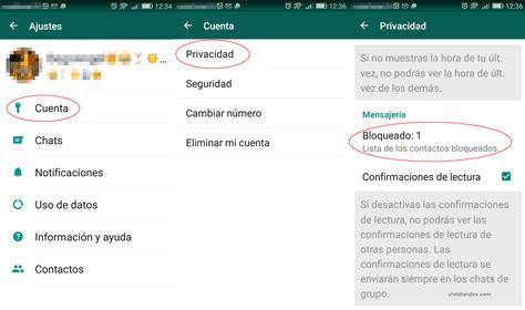como bloquear contactos de whatsapp sin  se den cuenta mira como hacerlo