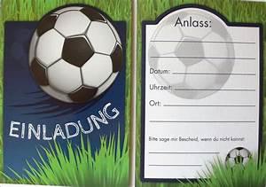 Kindergeburtstag 12 Jährige Jungs : kindergeburtstag einladungen zum ausdrucken kostenlos fussball ~ Frokenaadalensverden.com Haus und Dekorationen