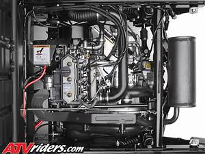 2011 Kawasaki Mule 4010 Trans 4x4 Diesel Utility Vehicle