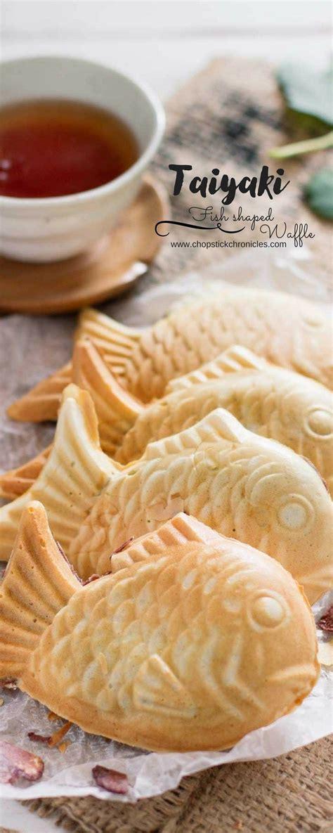 cuisine japonaise recette taiyaki recette cuisine japonaise japonais et cuisine