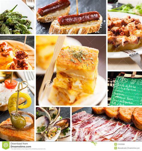 cuisine mopalpa tapas stock photo image 51633306