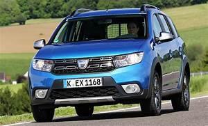 Dacia Logan Mcv Stepway 2017 : neuer dacia logan mcv stepway 2017 erste testfahrt ~ Maxctalentgroup.com Avis de Voitures