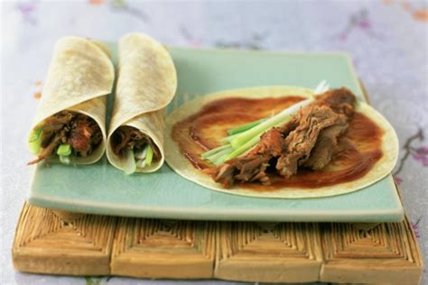 shredded crispy wild duck pancakes recipe shooting uk