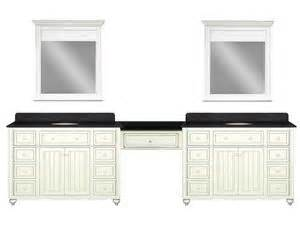 six bathroom vanities that double as dressing tables