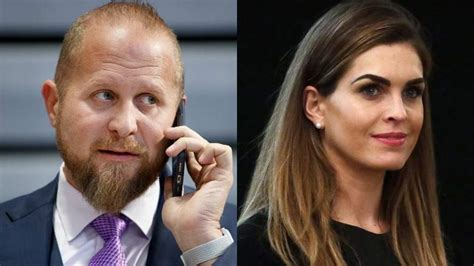 Did Trump Fire Brad Parscale for Dating Hope Hicks ...
