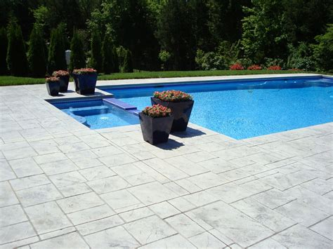 stamped concrete slate creative concrete llc
