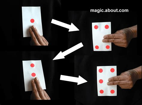 How To Do The Jumping Dot Trick