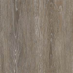 isocore smoked oak grey resilient vinyl plank flooring 4 in x 4 in take home sle