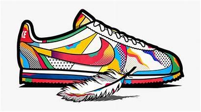 Shoe Nike Van Orton Illustration Cartoon Netclipart