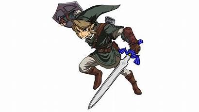 Zelda Link Transparent Legend Freepngimg Hq Icons